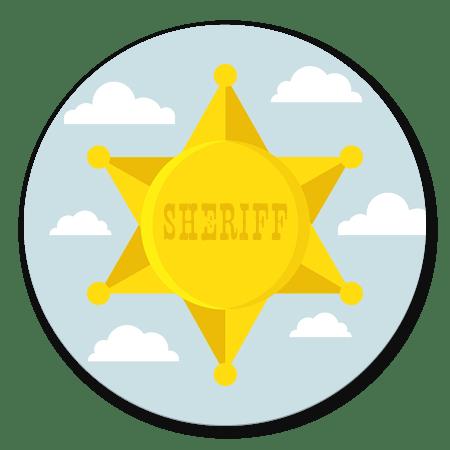 Sheriff Ster Cowboy