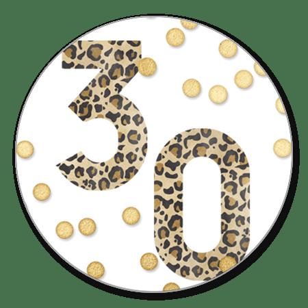 Panterprint 30 en confetti