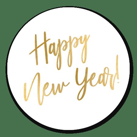 Happy New Year - Wit
