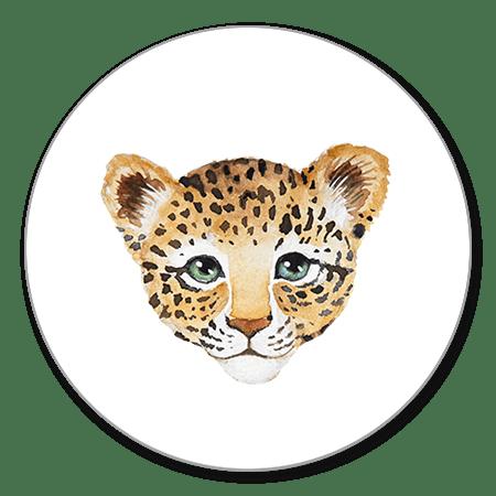 Sluitzegel luipaard