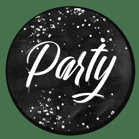sluitzegel party krijt