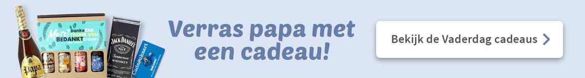 Extra's bij jouw vaderdagkaart