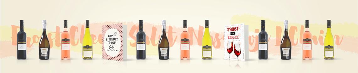 Bestel wijn bij je kaart