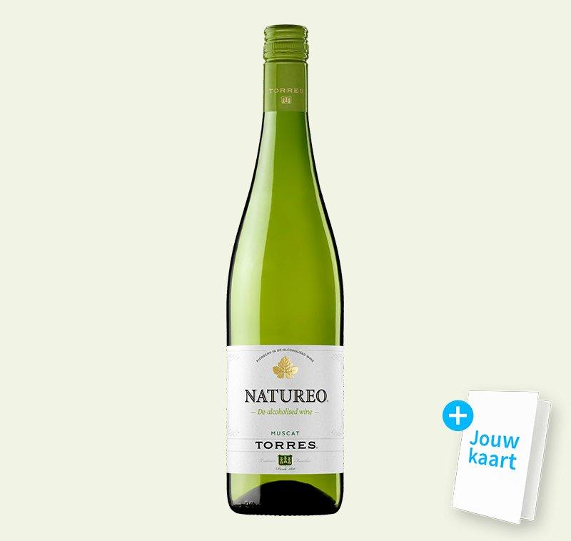 Alcoholvrije wijn - Wit