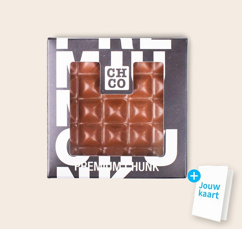 Chocolade chunk melk