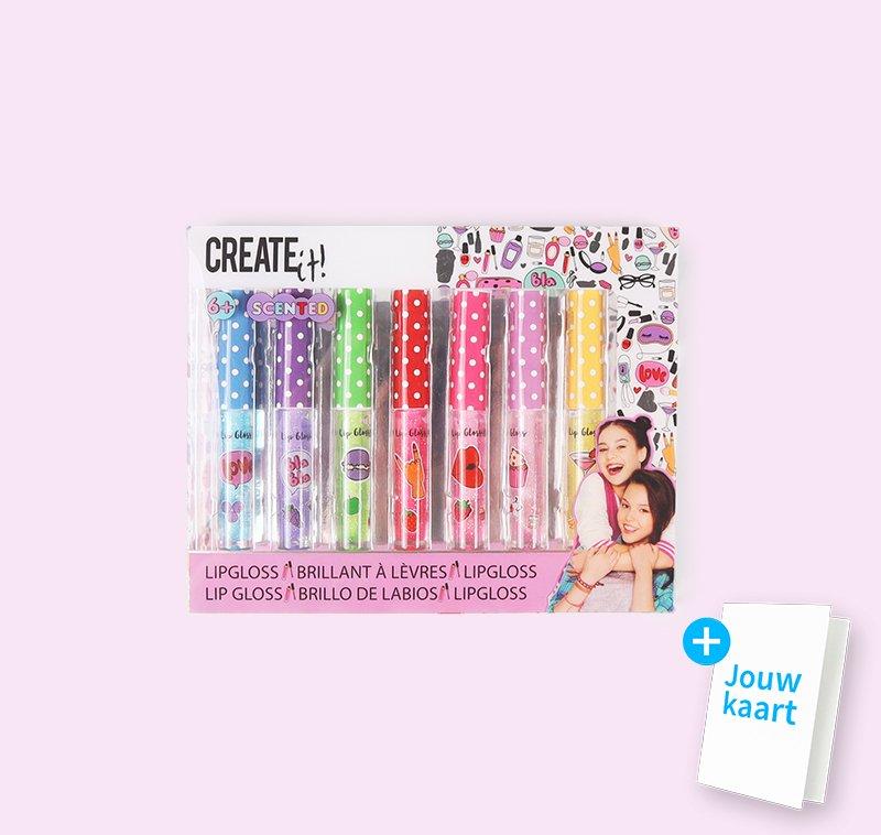Lipgloss set voor kinderen