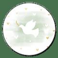 Sluitzegel duif
