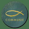 Sluitzegel communie visje