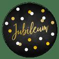 Sluitzegel jubileum krijtbord