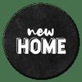 sluitzegel new home zwart