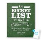 Bucketlist boek voor een groene wereld 2