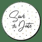 Save the Date Konfetti