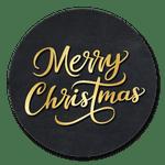 Merry Christmas Schreibschrift