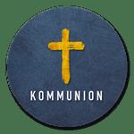 Kommunion goldenes Kreuz