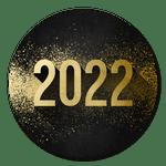 2022 in 3D-Goldoptik