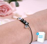 Armbandje 'I love you'  3