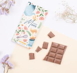 chocoladereep liefste mama