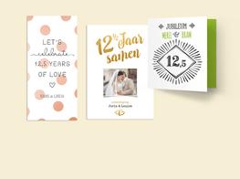 12,5 jaar koperen huwelijk