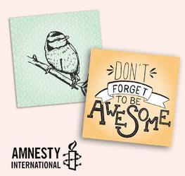 Amnesty kaartencollectie