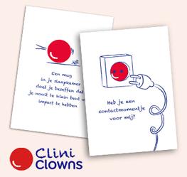 cliniclowns kaarten