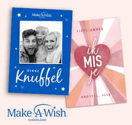 make a wish kaartencollectie