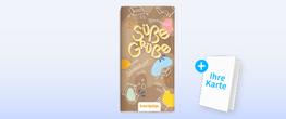 Schokolade 'Süße Grüße'