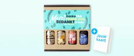 Bierpakket 'Bedankt'