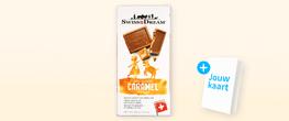 Chocoladereep Karamel