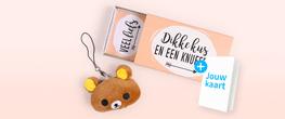 Wensdoosje 'Dikke kus'