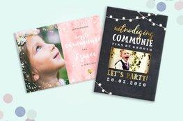 Uitnodiging communie & lentefeest