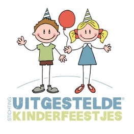 logo uitgestelde kinderfeestjes