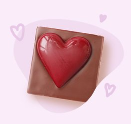 Chocolade chunk LOVE