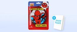 Gezichtsmasker Spiderman