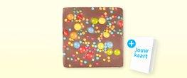 Chocolade chunk confetti