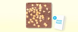 Chocolade chunk karamel-zeezout