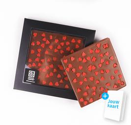 Chocolade Chunk LOVE XL 3