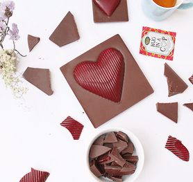 Chocolade Chunk LOVE XL 2
