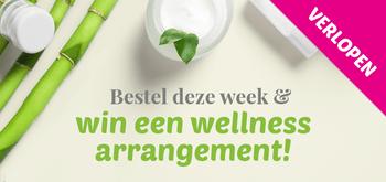 Wellness arrangement actie kaartje2go