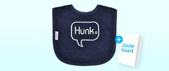 """Slabbetje """"Hunk"""""""