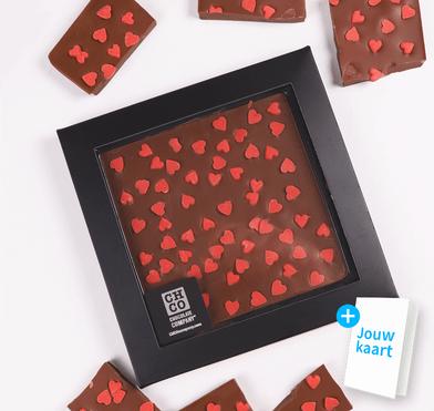 Chocolade Chunk LOVE XL 1