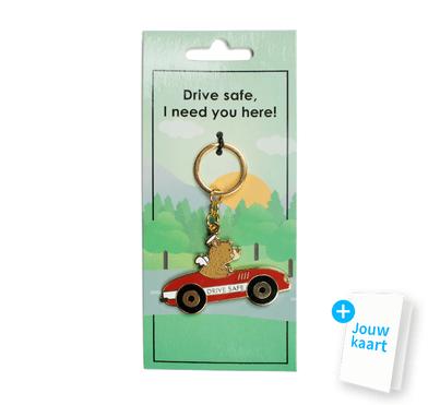 Auto sleutelhanger 1