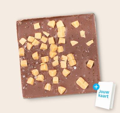 Chocolade chunk karamel-zeezout 2