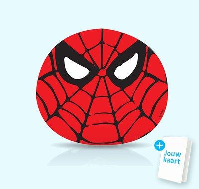 Gezichtsmasker Spiderman 2