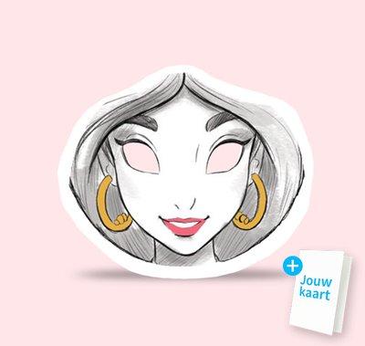 Gezichtsmasker Yasmine 2