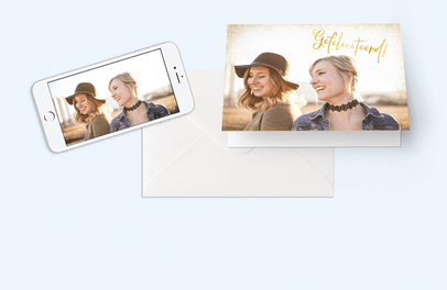 Online fotokaart maken en personaliseren