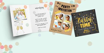 uitnodigingen maken