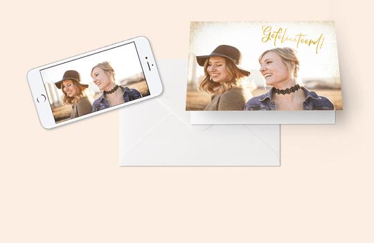 Fotokaarten maken