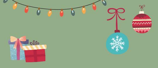 Kerstballen & kerstverlichting