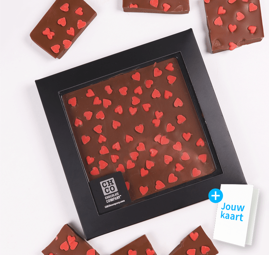Chocolade Chunk LOVE XL