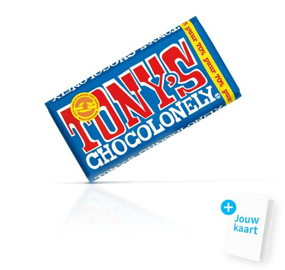 Tony's Chocolonely puur
